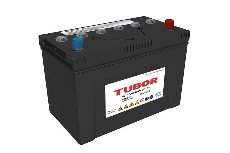 Аккумуляторы TUBOR GEL Block